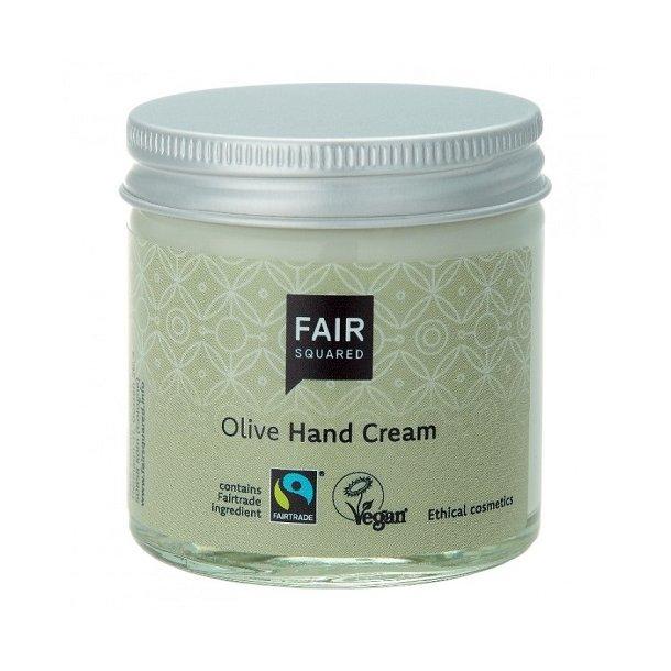 FAIR SQUARED - Olive Hand Creme - Zero Waste