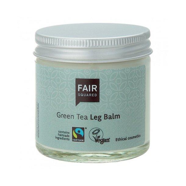 FAIR SQUARED - Green Tea Leg Balm - Zero Waste