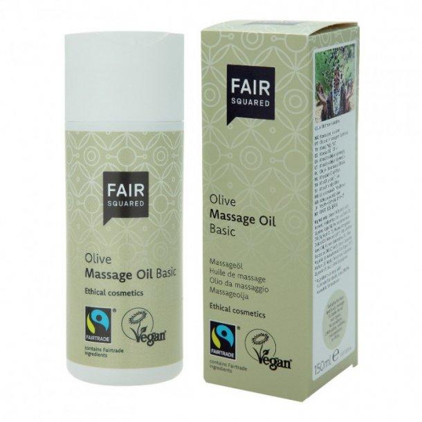 FAIR SQUARED - Olive Basis Massage Oil