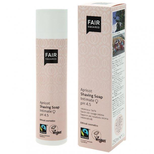 FAIR SQUARED - Apricot Intimate Soap