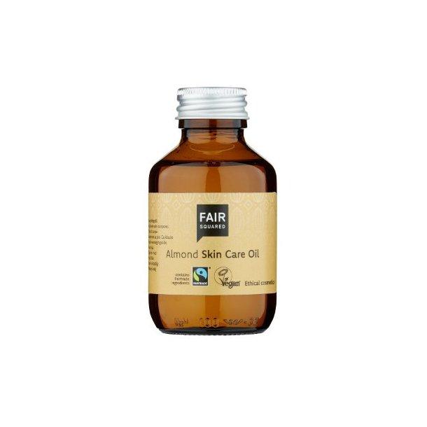 FAIR SQUARED - Almond Body Oil - Zero Waste