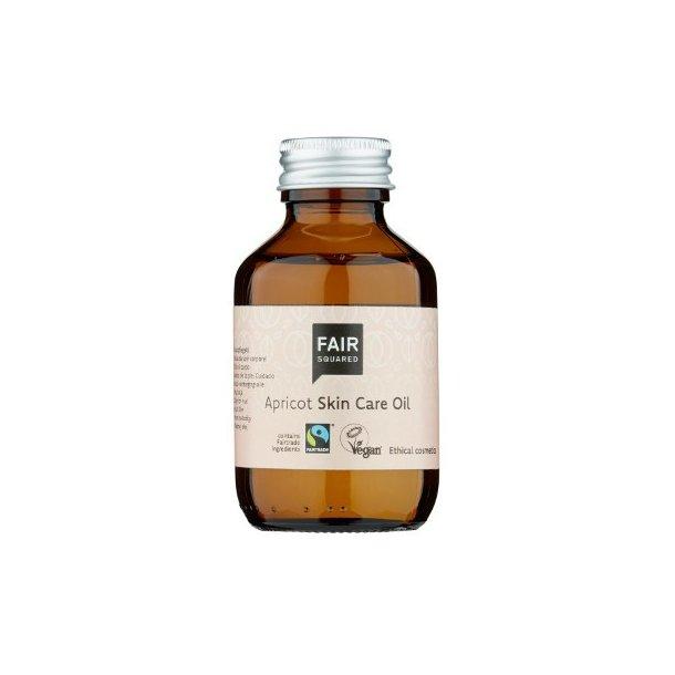 FAIR SQUARED - Apricot Body Oil - Zero Waste