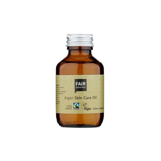 FAIR SQUARED - Argan Oil Skin Care for Face & Body Oil - Zero Waste