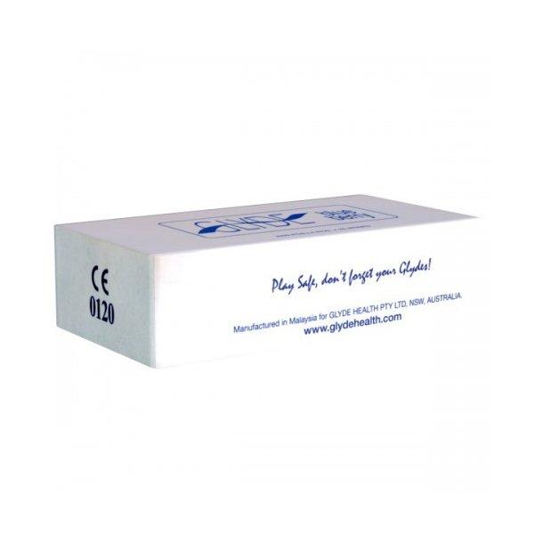 GLYDE - Ultra Blueberry Kondomer 100 stk