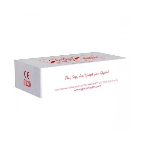GLYDE - Ultra Slimfit Kondomer 100 stk