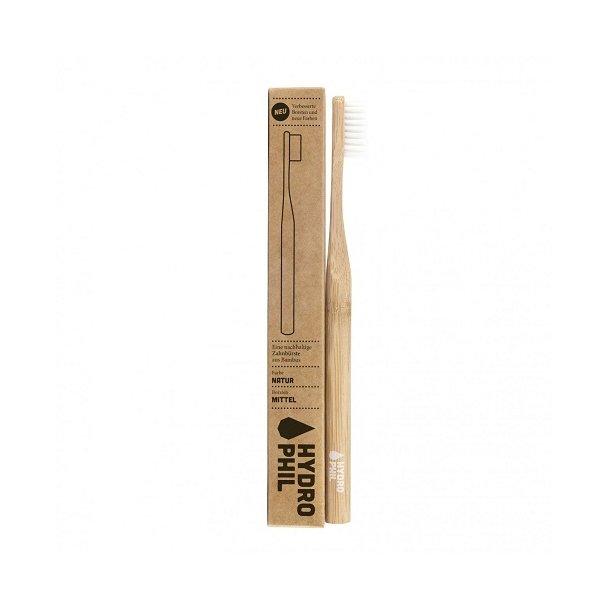 HYDROPHIL Bamboo Toothbrush - Medium Neutral