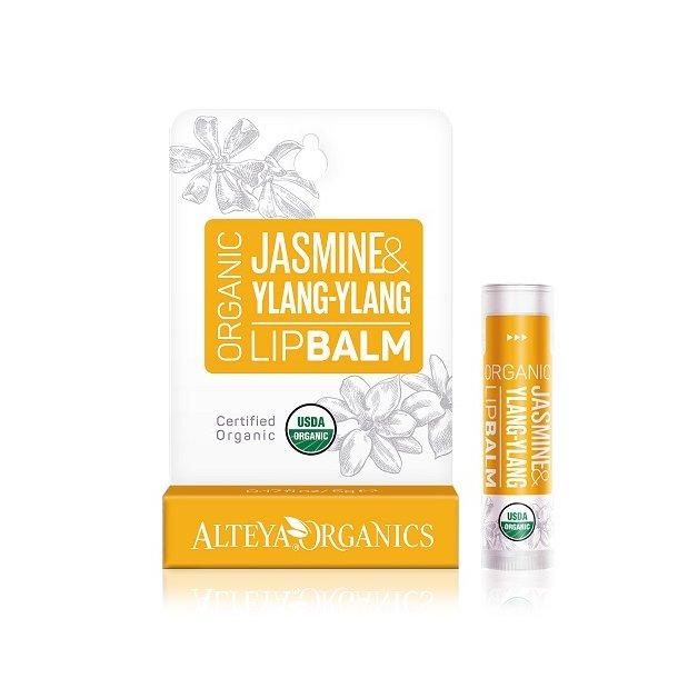 Alteya Organics - Jasmine Ylang-Ylang Lip Balm