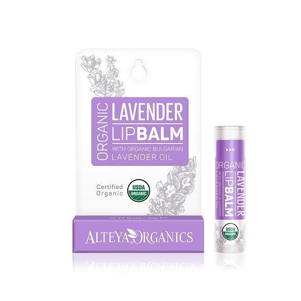 Alteya Organics - Lavender Lip Balm