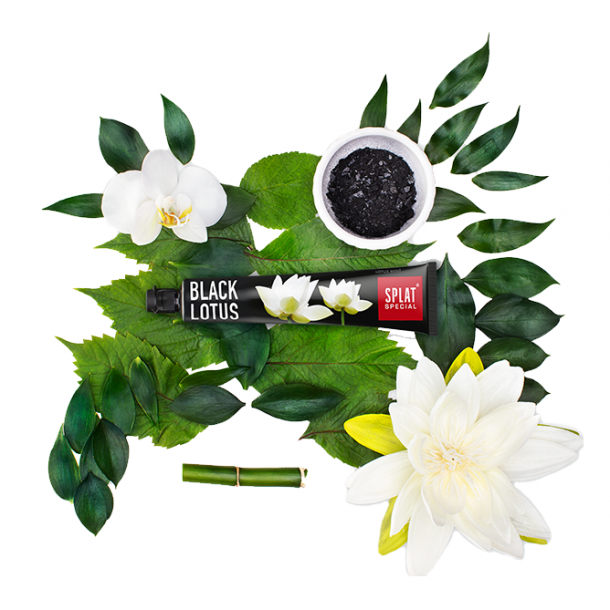 SPLAT® - Toothpaste Black Lotus