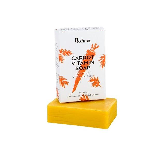Nurme - Carrot-Vitamin Soap