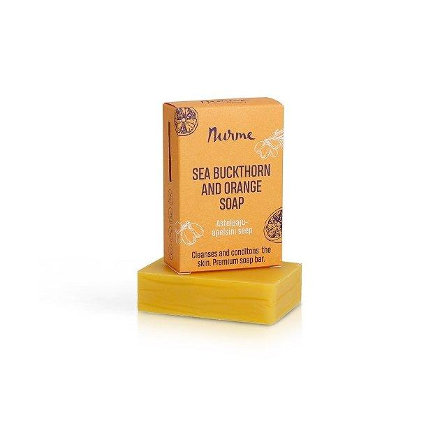 Nurme - Sea Buckthorn and Orange Soap