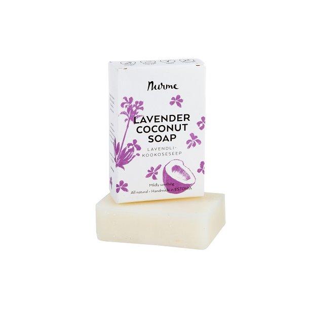 Nurme - Lavender-Coconut Soap