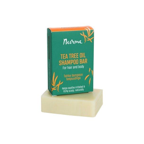 Nurme - Tea Tree Shampoobar for Hair & Body