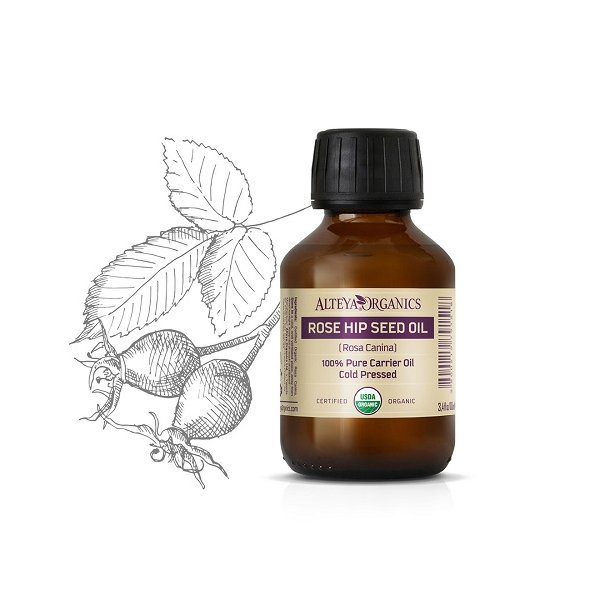 Alteya Organics - Bio Rosehip Oil