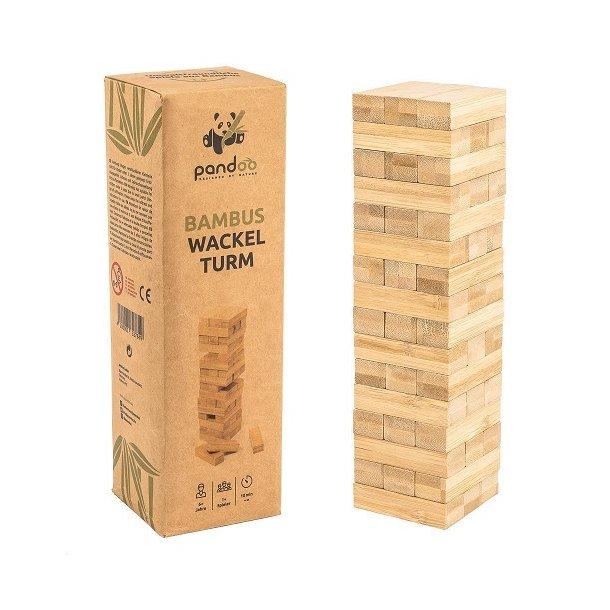 Pandoo - Klodsmajor i Bambus