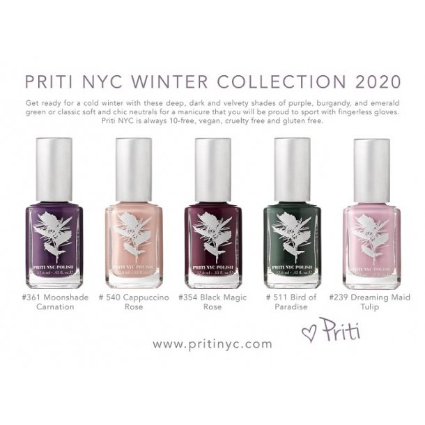 PRITI NYC - Winter Collection 2020