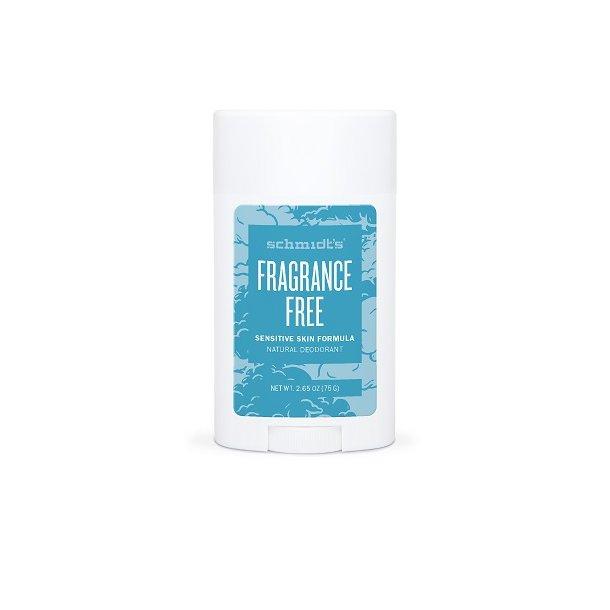 schmidt´s naturals sensitive deodorant stick - Fragrance Free