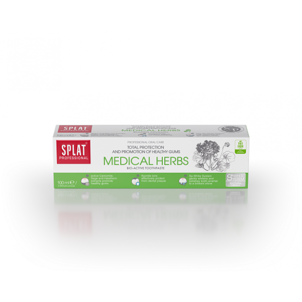 SPLAT® - Toothpaste Medical Herbs