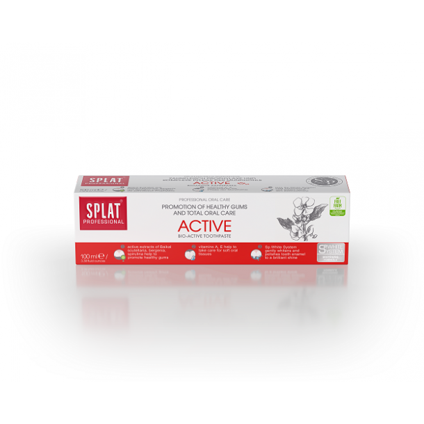 SPLAT® - Toothpaste Active