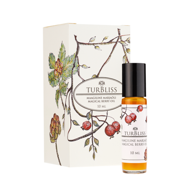 TurBliss - Magical Berry Oil