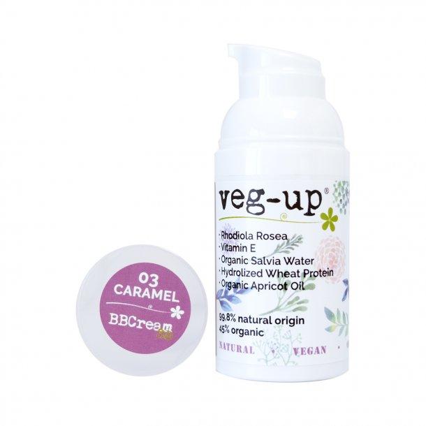 veg-up - BB Cream 3D Caramel 03