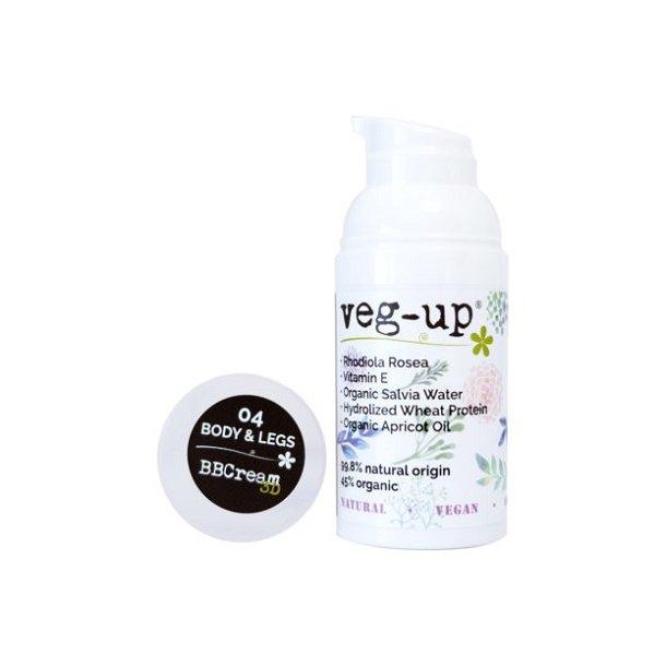 veg-up - BB Cream For Legs & Body