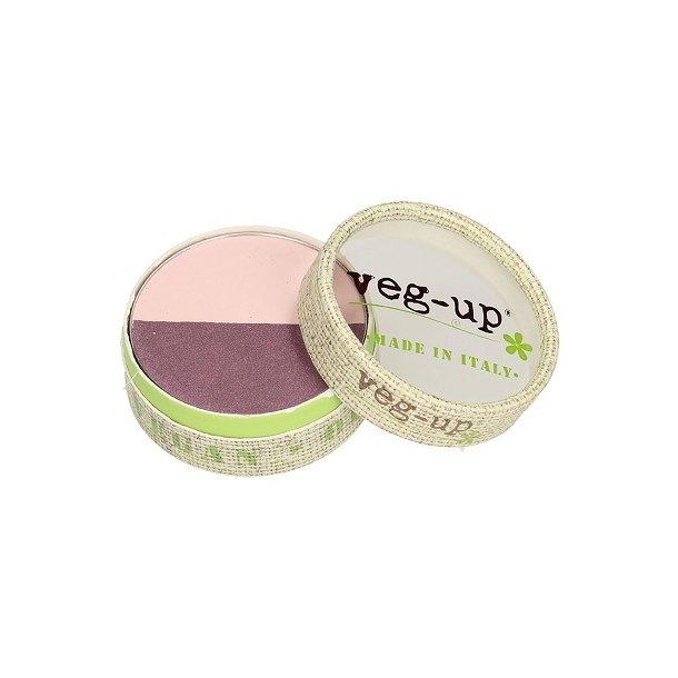 veg-up - Øjenskygge Duo Pink & Violet 02