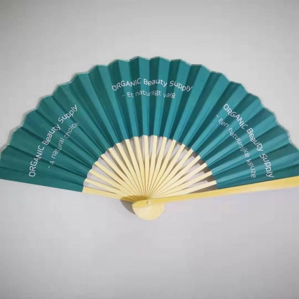ORGANIC Beauty supply - Paper Fan