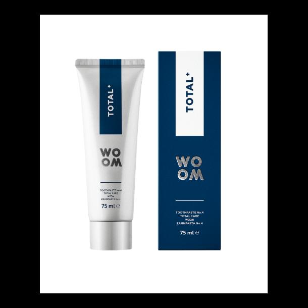 WOOM - Total Tandpasta