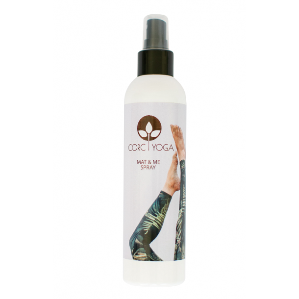 CORC YOGA - Mat & Me : Yoga Mat Spray